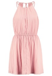 Abercrombie And Fitch Summer Dress Light Pink Rose