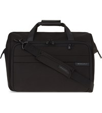 Briggs And Riley Baseline Framed Weekend Bag 39Cm Black