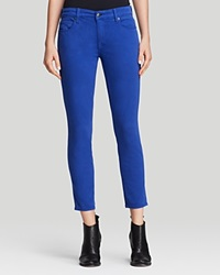 Genetic Denim Genetic Jeans Brooke Mid Rise Crop Skinny In Warhol