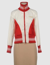 Crust Jackets Red