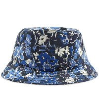 Norse Projects Liberty Bucket Hat Blue