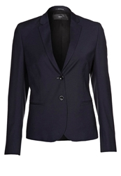 Filippa K Jackie Cool Blazer Navy Dark Blue