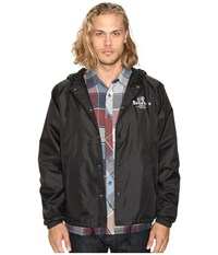 Brixton Tanka Jacket Black Men's Coat