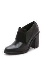 United Nude Nikki High Booties Black Black