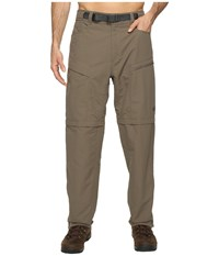 The North Face Paramount Trail Convertible Pants Weimaraner Brown Men's Clothing
