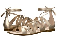 Lilly Pulitzer Fit To Be Tied Sandal Gold Metallic Women's Sandals