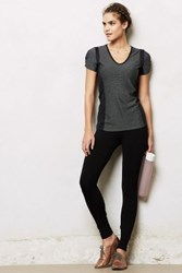 Anthropologie Pure Good Compression Leggings Black L Leggings
