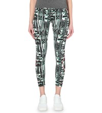 Sweaty Betty Kinetic 7 8 Leggings Urban Tribal Print