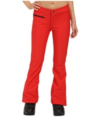 Obermeyer Bond Ii Pants True Red Women's Casual Pants