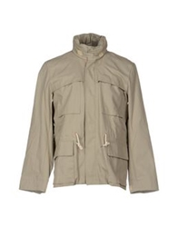 Patrik Ervell Jackets Light Grey