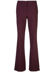 Theory Flared Style Trousers