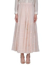 Stella Forest Skirts Long Skirts Women Light Pink