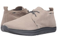 Altra Footwear Desert Boot Taupe Men's Shoes