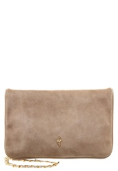 Menbur Dominiquea Clutch Taupe