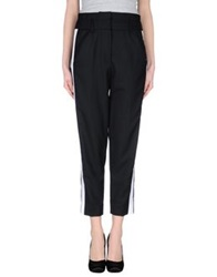 Karl By Karl Lagerfeld Casual Pants Black