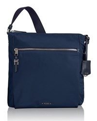 Tumi Canton Crossbody Bag Navy