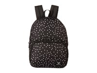 Roxy Mini Always Core Backpack True Black Dots For Days Backpack Bags