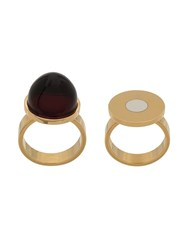 Marni Cherry Rings Gold
