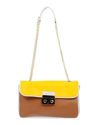 Kaos Handbags Brown