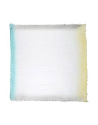 Altea Square Scarves White