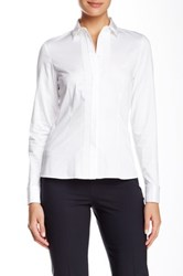 Hugo Boss Bebina Shirt White