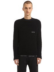 Annapurna Cashmere Sweater W Embroidered Detail