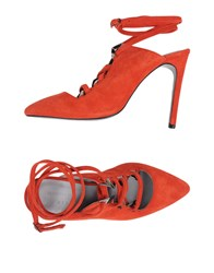 Preen By Thornton Bregazzi Footwear Courts Women Red