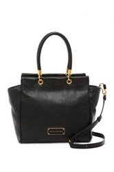 Marc By Marc Jacobs Bentley Leather Tote Black