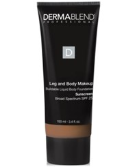 Dermablend Leg And Body Makeup Tan Golden 65N