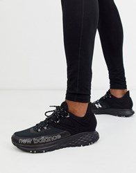 New Balance Crag Trail Trainers In Black