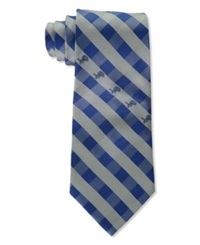 Eagles Wings Detroit Lions Checked Tie Team Color