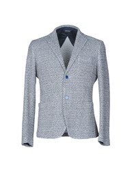 Yoon Suits And Jackets Blazers Dark Blue