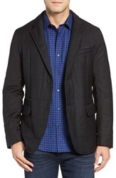 Bugatchi Men's Wool Hybrid Coat