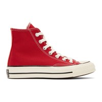 Converse Red Chuck 70 High Sneakers