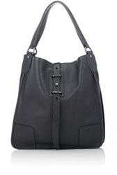 Belstaff Nottingham 38 Shoulder Bag Black