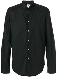 Paul Smith Ps By Plain Shirt Cotton Xl Black