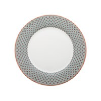 Pip Studio Bloomingtales Blue Dinner Plate