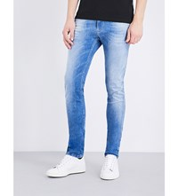 Replay Jondrill Slim Fit Skinny Jeans Blue