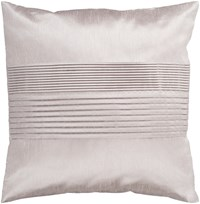 Surya Solid Pleated Pillow