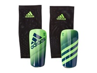 Adidas Ghost Shin Guard Ricblu Neon Green Athletic Sports Equipment
