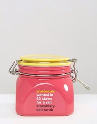 Anatomicals Wanted In 52 States For A Strawberry Salt Scrub 650G Strawberry Clear