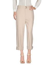 Cappellini By Peserico Trousers Casual Trousers