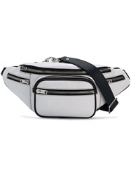 Alexander Wang Attica Belt Bag White