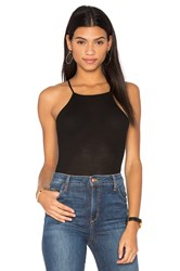 Stateside Rib Tank Black