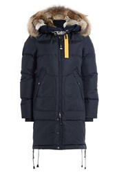 Parajumpers Long Bear Down Parka With Fur Trimmed Hood Gr. Xs