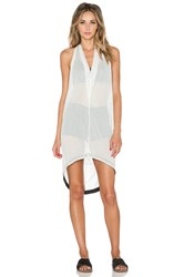 Vpl Exertion Dress White