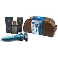 Philips S7370 12 Wet And Dry Electric Shaver With Rituals Perfect Shave Kit And Wash Bag