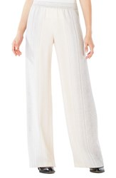 Bcbgmaxazria Women's 'Houston' Wide Leg Pants Parfait Combo