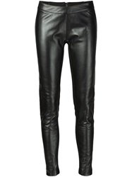 Gareth Pugh Skinny Trousers Black