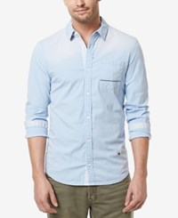 Buffalo David Bitton Men's Shirt Azul